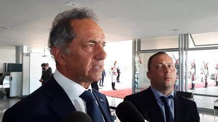 Alberto Fernández quer deixar 'desencontros' com Bolsonaro para trás, diz embaixador