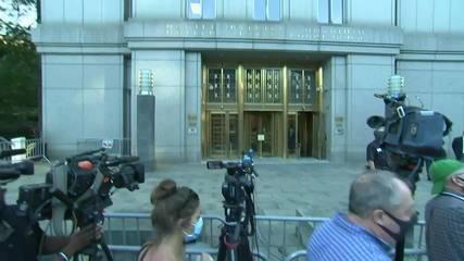 Ex-assessor de Trump, Steve Bannon é solto após pagar fiança de US$ 5 milhões