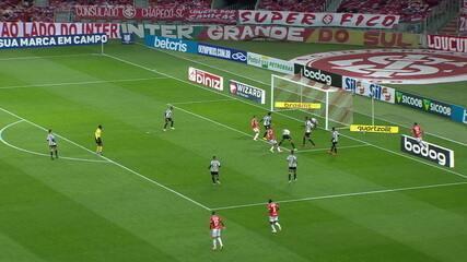 Melhores momentos: Internacional 1 x 0 Atlético-MG pela 5ª rodada do Campeonato Brasileiro