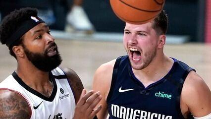 Luka Magic! Doncic brilha contra os Clippers e vence jogo 4 para os Mavs na  prorrogação | nba | ge