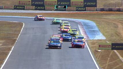 Stock Car - 1ª Etapa - GP de Goiânia - corrida 2