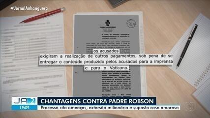 Hacker que extorquiu padre Robson ameaçava expor casos amorosos, relata decisão