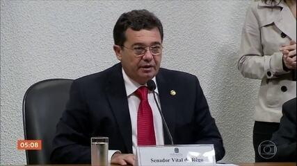 Lava Jato denuncia o ministro do TCU, Vital do Rêgo, por corrupção e lavagem de dinheiro