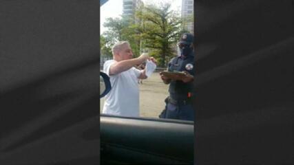 Desembargador foi afastado por humilhar guarda, mas segue recebendo salário; relembre o caso