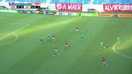 Melhores momentos de América-RN 1 (3) x (5) 1 Juventude pela Copa do Brasil 2020