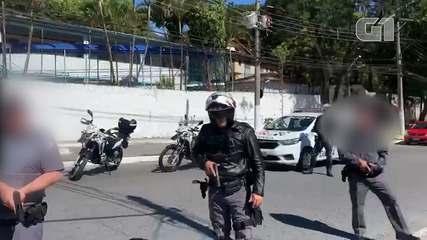 Policiais civis reclamam de abordagens de PMs e gravam vídeo em SP