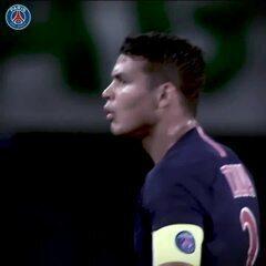 PSG presta homenagem a Thiago Silva com vídeo emocionante; Assista!
