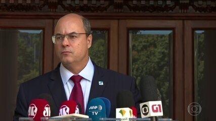 STJ afasta do cargo o governador do Rio, Wilson Witzel, por suspeita de corrupção na saúde
