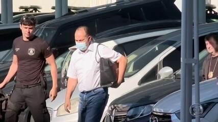 PF prendeu Pastor Everaldo, presidente nacional do PSC, partido de Witzel, na última semana