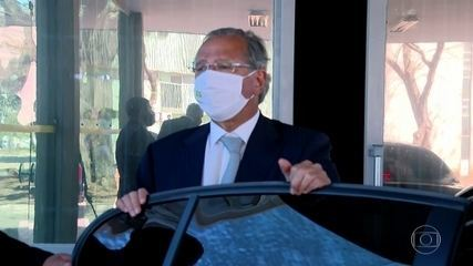 Guedes afirma que valor das próximas parcelas do auxílio emergencial segue indefinido