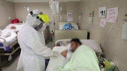 Peru se torna o quinto país do mundo com maior número de casos de Covid-19