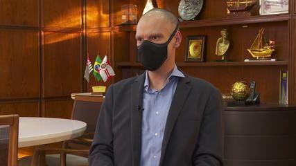 'Prefeitura sai da crise da Covid-19 muito melhor do que entrou', diz prefeito de SP