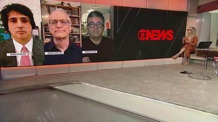 GloboNews Debate discute as eleições presidenciais nos EUA