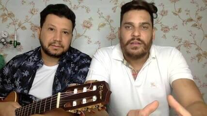'Saí curado da alma e da Covid', diz cantor Cauan