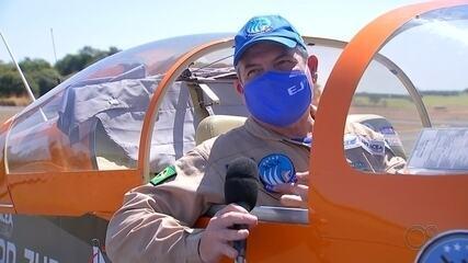 Evento solidário reúne pilotos acrobatas de todo o país em Itápolis