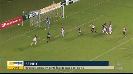 Jacuipense 1 x 1 Botafogo-PB, pela rodada #4 da Série C