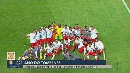Tombense perde para Atlético-MG e é vice-campeão mineiro