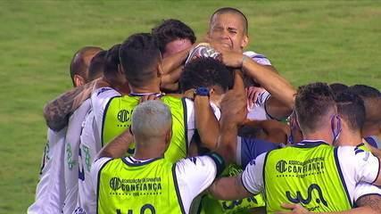 Melhores momentos de Confiança 1 x 0 Vitória pela Série B do Campeonato Brasileiro