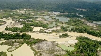 Líderes indígenas denunciam avanço do garimpo ilegal e ameaças
