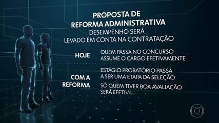 Governo envia ao Congresso reforma administrativa com regras novas para futuros servidores