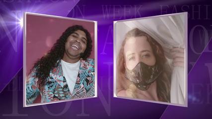 Assista ao esquete 'Máscaras Fashion Week' na íntegra!