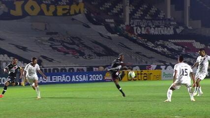 Melhores momentos de Vasco 1 x 0 Athletico-PR pela 8ª rodada do Brasileirão 2020