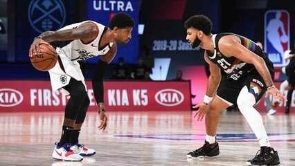 Melhores momentos de Los Angeles Clippers 113 x 107 Denver Nuggets pela NBA