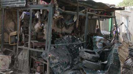 Vice-presidente afegão escapa de ataque a bomba