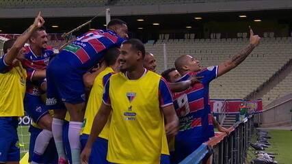 Melhores momentos: Fortaleza 1 x 0 Sport pela 9ª rodada do Brasileirão 2020