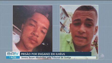 Após de serem presos injustamente por latrocínio, dois jovens são absolvidos em Ilhéus