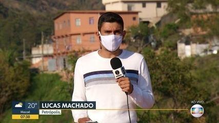 UTIs dos hospitais de Petrópolis estão lotadas