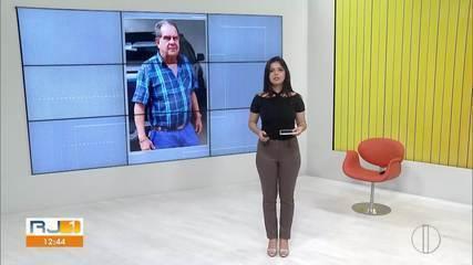 Claudio Rangel é candidato à prefeitura de Campos, no RJ