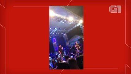 PF divulga show de Bruno e Marrone em aniversário de chefe de organização criminosa