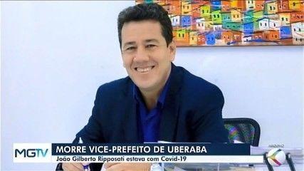 Vice-prefeito de Uberaba morre vítima da Covid-19