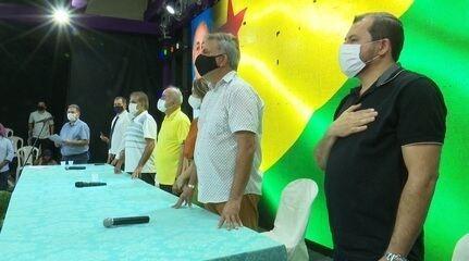 Progressistas confirma Tião Bocalom como candidato a prefeito Rio Branco em convenção