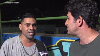Alessandro Timbó conhece a cultura do hip hop, rap e skate de São Caetano