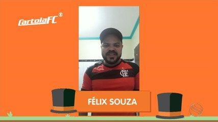 Liga do GE SE: confira as ficas do Félix Souza