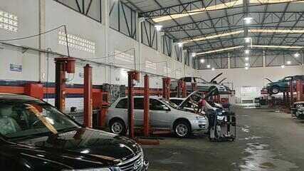 Brusque vira sede de revolução de peças de automóveis alemães