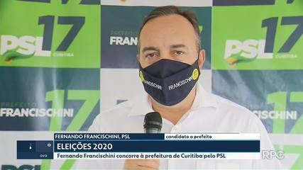 PSL escolhe deputado estadual Fernando Francischini como candidato a prefeito de Curitiba