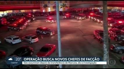 Operação policial prende quatro suspeitos e deixa um morto no litoral