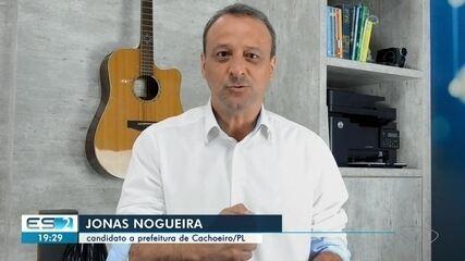PL oficializa a candidatura de Jonas Nogueira à Prefeitura de Cachoeiro de Itapemirim
