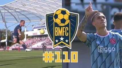 BMFC #110: Gol que Pelé não fez, voleio nível Puskás na França e Antony brilhando no Ajax