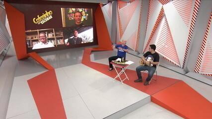Cafézinho com Escobar: Oswaldo de Oliveira, Donizete e Leandro Amaral debatem a rodada dos cariocas