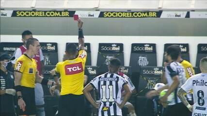 Comentaristas avaliam arbitragem no Brasileirão e destacam aumento de expulsões com estádios vazios