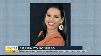 Polícia Civil revela que principal suspeito de matar grávida é o companheiro dela