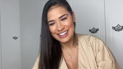 Simone, da dupla com Simaria, cita gravidez em retorno do 'The Voice Kids'