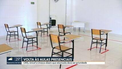 Conselho Municipal da Criança e do Adolescente alerta que volta às aulas é precipitada