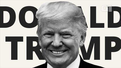 Quem é Donald Trump, candidato do Partido Republicano à Presidência dos Estados Unidos