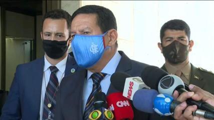 Após críticas, Mourão diz que vai levar europeus à Amazônia