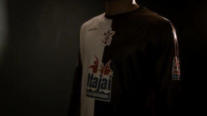 Marcílio Dias lança camiseta em homenagem ao goleiro Marcelo Vacaria